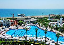 Antalya utazás Delphin Imperial Lara