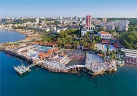 Antalya Lara utazás Club Hotel Sera