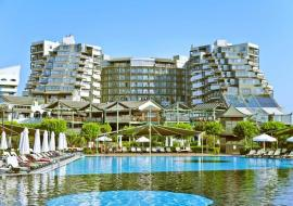 Antalya utazás Limak Lara De Luxe Hotel&resort