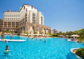 Antalya utazás Melas Lara Hotel