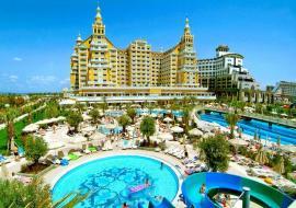 Antalya utazás Royal Holiday Palace