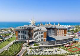 Antalya utazás Royal Seginus Hotel