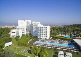 Antalya utazás Sunis Hotel Su