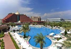 Antalya utazás Delphin Palace