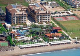 Belek utazás Crystal Family Resort & Spa
