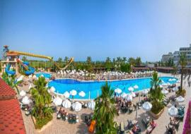 Belek utazás Crystal Paraiso Verde Resort & Spa