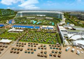 Belek utazás Maxx Royal Belek Golf Resort