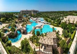 Belek utazás Regnum Carya Golf Hotel
