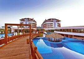 Belek utazás Sherwood Dreams Resort