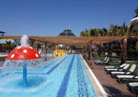Belek utazás Siam Elegance Hotel & Spa
