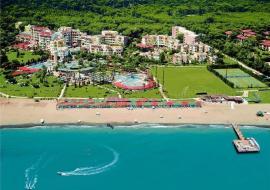 Belek utazás Limak Arcadia Golf Sport Resort