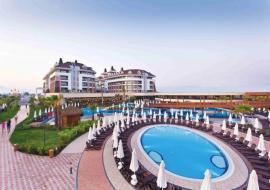 Belek utazás Sherwood Dreams Resort Hotel