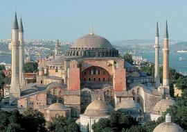 Isztambultól Antalyáig körutazás