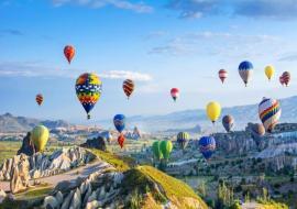 Törökország - Kappadókia Csodái körutazás