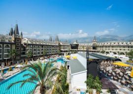 Kemer utazás Amara Prestige Elite Hotel