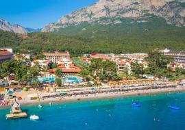 Kemer utazás Crystal Aura Beach Resort & Spa
