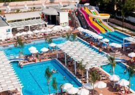 Kemer utazás Karmir Resort