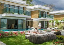 Kemer utazás Nirvana Lagoon Luxury