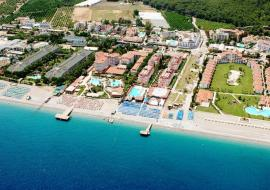 Kemer utazás Sailors Beach Club