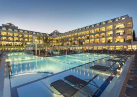 Kemer utazás Karmir Resort Spa Hotel