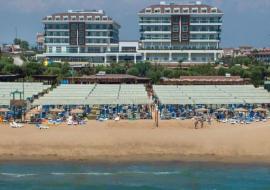 Side utazás Adalya Ocean Deluxe Hotel