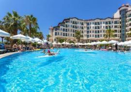 Side utazás Bella Resort Hotel