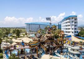 Side Crystal Admiral Resort Suites & Spa akciós utazás