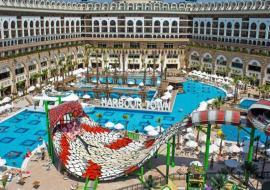 Side utazás Crystal Sunset Luxury Resort & Spa
