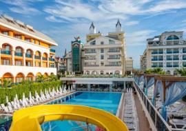 Side utazás Dream World Resort & Spa