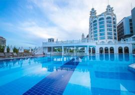 Side utazás Jadore Deluxe Hotel & Spa