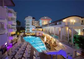 Side utazás Merve Sun Hotel