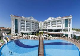 Side utazás Roma Beach Resort & Spa
