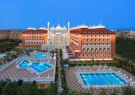 Side utazás Royal Taj Mahal Hotel