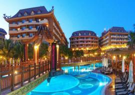 Side utazás Royal Dragon Hotel
