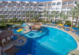 Sharm El-Sheikh utazás Tropitel Naama Bay