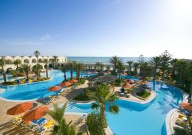 Djerba utazás Sentido Djerba Beach