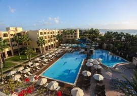 Hammamet utazás Paradis Palace