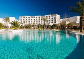 Hammamet utazás Saphir Palace & Spa