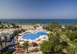 Monastir utazás Shems Holiday Village