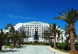 Sousse utazás Marhaba Palace