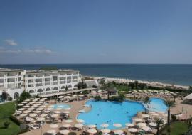 Sousse utazás El Mouradi Palm Marina