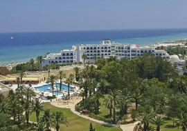 Sousse utazás Marhaba Beach
