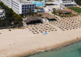 Hammamet utazás Vincci Nozha Beach