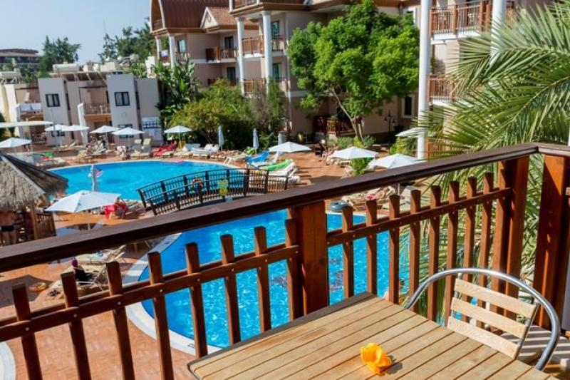 Alanya utazás Club Dem Spa & Resort
