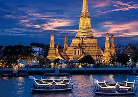 Bangkok, Pattaya