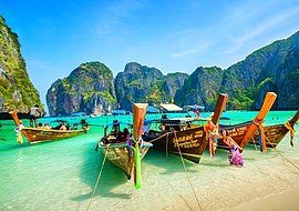 Bangkok, Phuket