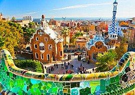 akciós utazás Barcelona