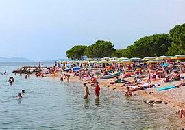 Horvátország Crikvenica akciós utazás