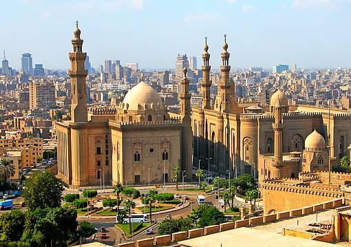 Kairó - Hurghada