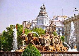 akciós utazás Madrid